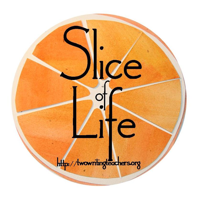 Slice of Life Challenge day 5 #sol18